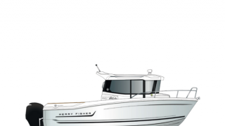 Merry Fisher 695 Marlin │ Merry Fisher Marlin of 7m │ Boat Outboard Jeanneau