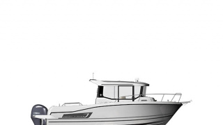 Merry Fisher 795 Marlin │ Merry Fisher Marlin of 7m │ Boat Outboard Jeanneau