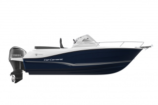 Cap Camarat 6.5 WA série3 │ Cap Camarat Walk Around of 6m │ Boat powerboat Jeanneau