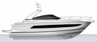 Leader 40 │ Leader of 12m │ Boat powerboat Jeanneau