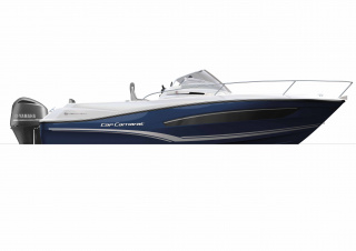 Cap Camarat 7.5 WA │ Cap Camarat Walk Around of 7m │ Boat powerboat Jeanneau