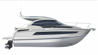 Leader 33 │ Leader of 11m │ Boat powerboat Jeanneau